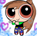 Me as a powerpuffawesome! - powerpuff-girls fan art