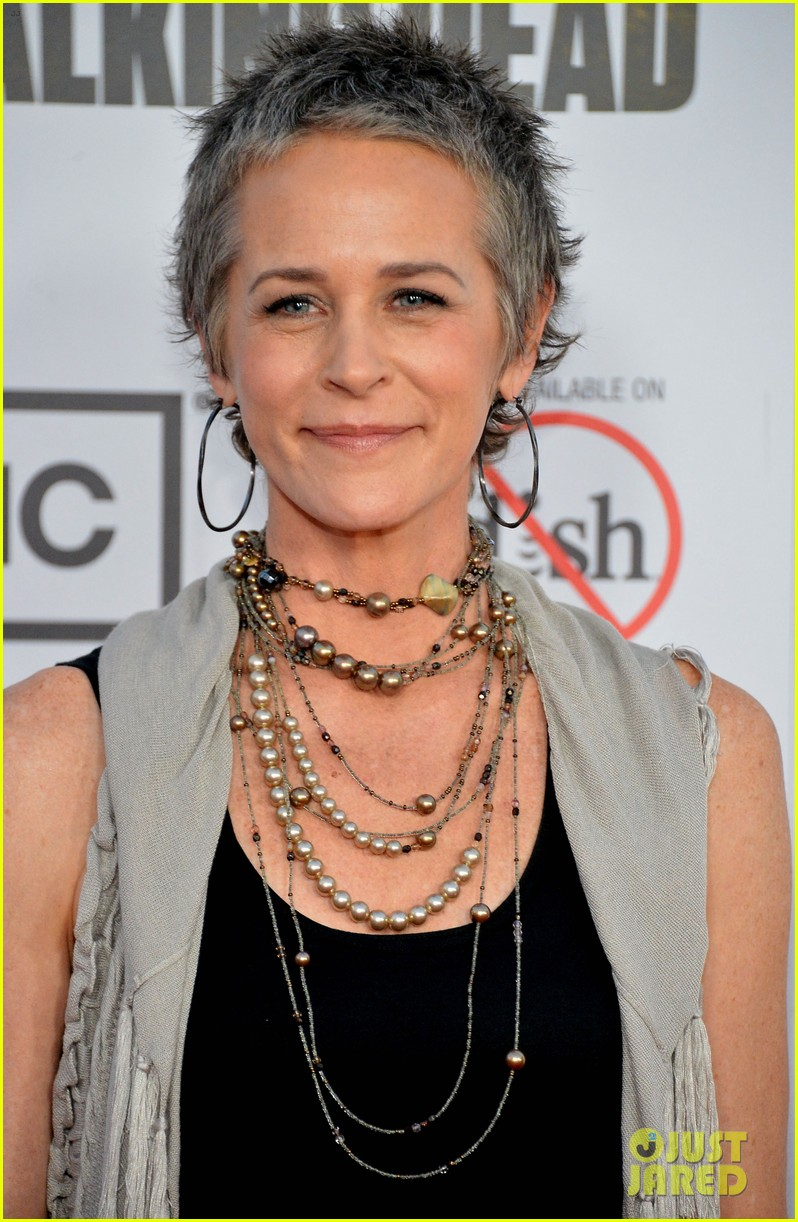 The 52-year old daughter of father Reuben McBride and mother Mary Anna Anderson, 168 cm tall Melissa McBride in 2017 photo