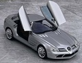 Mercedes SLR - mercedes-benz photo