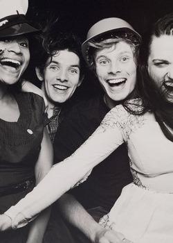 Merlin Cast ♥