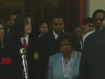 Michael And His Family Back In 2005