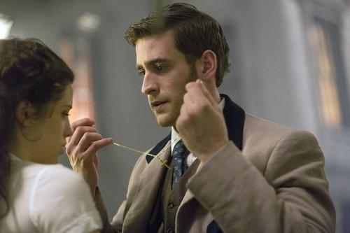 Dracula NBC 바탕화면 entitled Mina and Jonathan Harker
