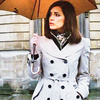 Random photo probably containing a trench coat, a burberry, and a parasol called Moira MacTaggert Icons