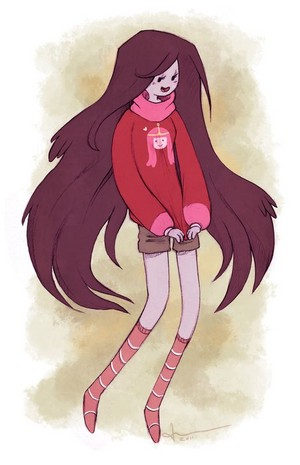 lebih Marceline stuff