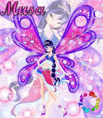 Musa from WINX wallpaper titled Musa <3