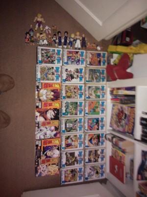 My Dragon Ball Merchandise