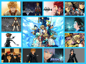 My Kingdom Hearts pics