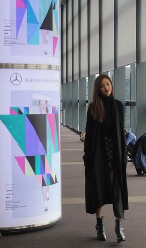 NANA at 2013 S/S | Mercedes-Benz Fashion Week TOKYO