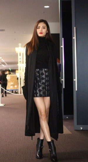 NANA at 2013 S/S | Mercedes-Benz Fashion Week TOKYO