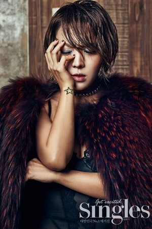 Narsha for 'Singles'