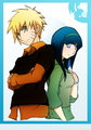 NaruHina - anime-couples fan art