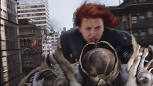 Natasha Romanoff / Black Widow Scene