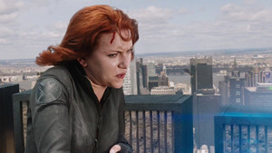Natasha Romanoff / Black Widow Scene