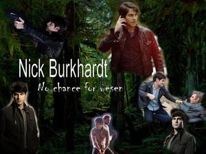 Nick Burkhardt - No chance for wesen