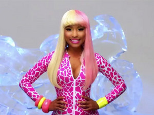 Nicki Minaj♥Super bass