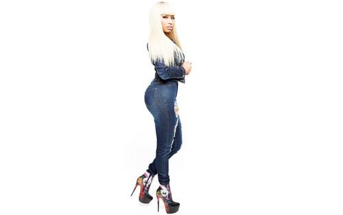 Nicki Minaj wallpaper probably with long trousers, a pantleg, and a hip boot titled Nicki Minaj