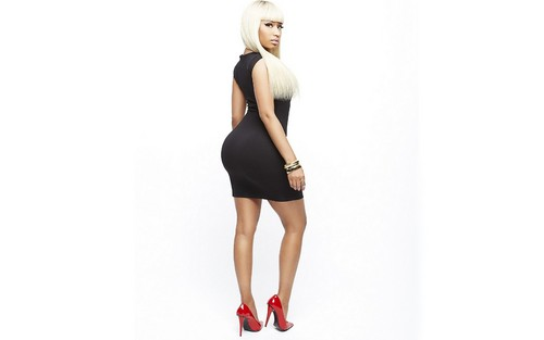 Nicki Minaj wallpaper containing tights and a leotard entitled Nicki Minaj