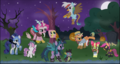 Nightmare Night - my-little-pony-friendship-is-magic fan art