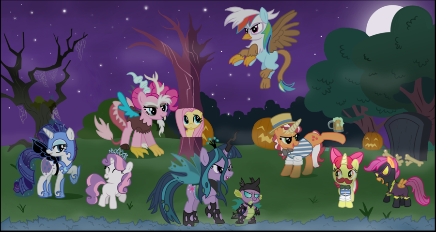 My Little Pony Friendship Is Magic Images Nightmare Night