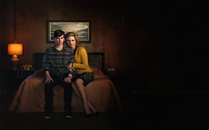 Norman and Norma   Bates Motel