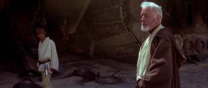 Obi-Wan Kenobi trophée