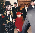 On Tour In South Africa Back In 1997 - michael-jackson photo