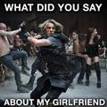 Ooooohh, KILL EM' - mortal-instruments photo