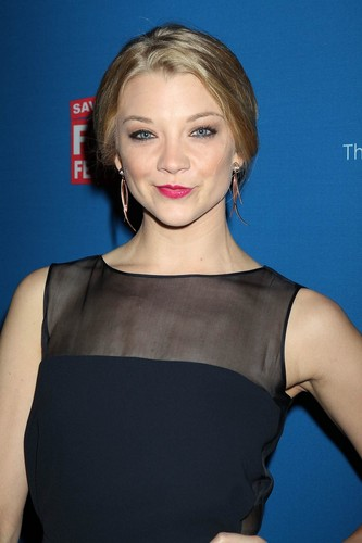 natalie dormer fondo de pantalla possibly with a bulletproof vest and a portrait titled Opening Night of the Savannah Film Festival