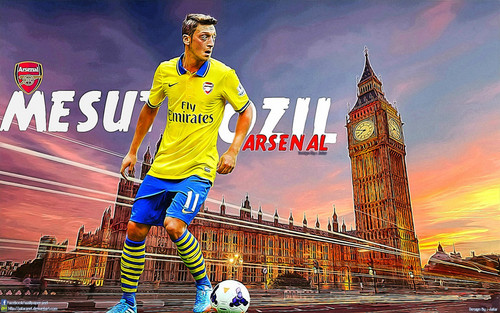 Arsenal Images Ozil HD Wallpaper And Background Photos