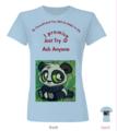 Panda Tee - pandas photo