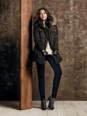 Park Shin Hye for 'Jambangee