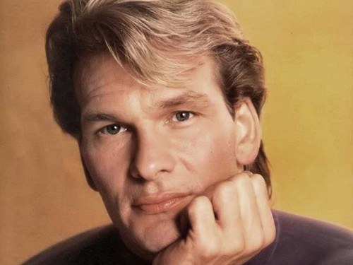 Patrick Swayze wallpaper containing a portrait entitled Patrick Swayze