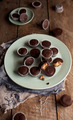 Peanut Butter Cups - chocolate photo