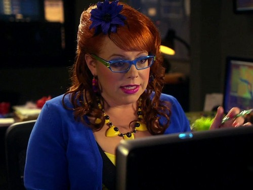 criminal minds wallpaper probably containing a laptop entitled Penelope Garcia