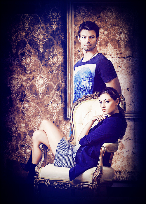Phoebe Tonkin & Daniel Gillies » SDCC shoot
