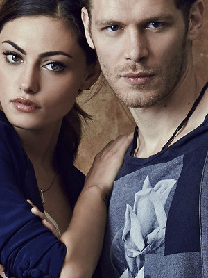 Phoebe Tonkin and Joseph 摩根 - Comic-Con 2013