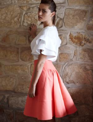 Phoebe Tonkin photographed سے طرف کی Romy Frydman for Style Me Away (2013)