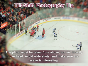 Tilt Shift Photography Tip