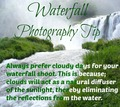 Waterfall Photography Tip - photography-fan photo