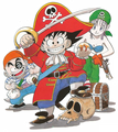 Pirates - dragon-ball photo