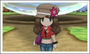 Pokemon X Serena