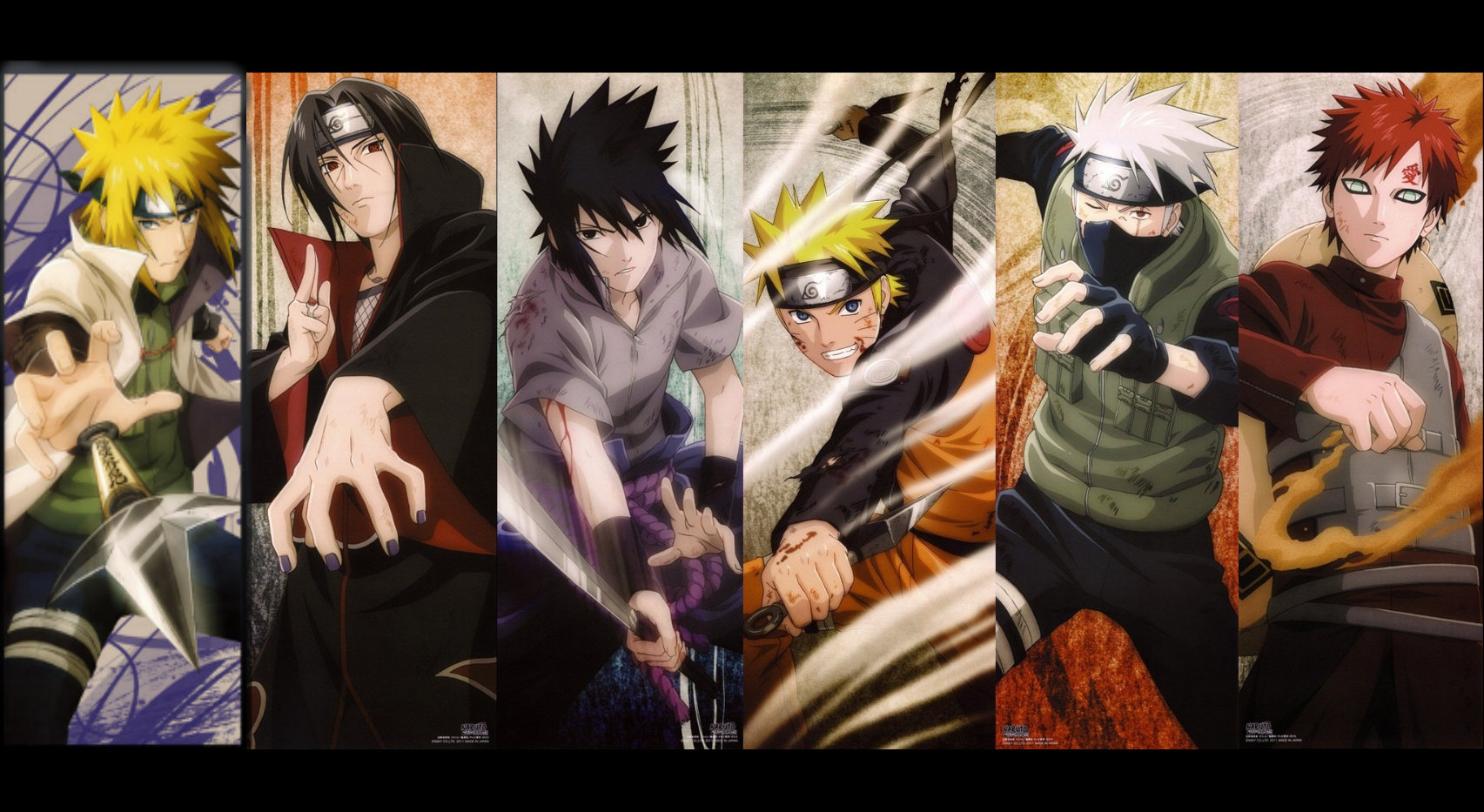 Naruto Shippuden Poster Download Lengkap
