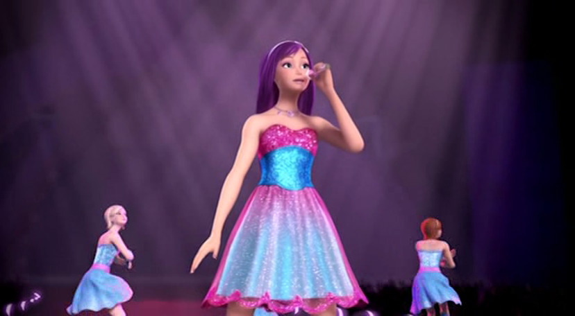 images of barbie princess and the popstar - photo #20