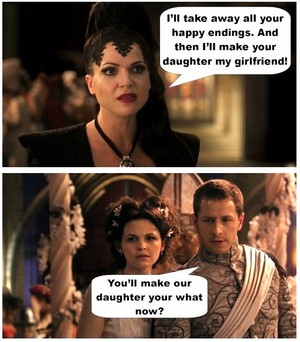Queen's Happy Ending