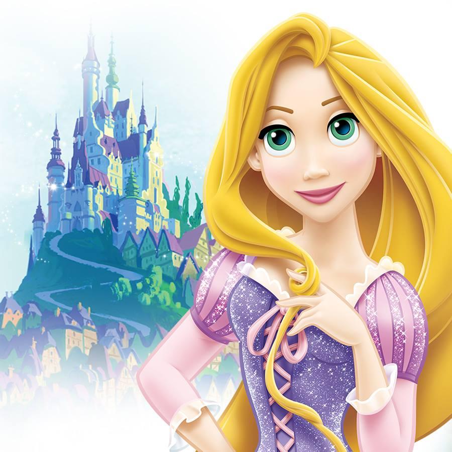 Principesse Disney Wallpaper Entitled Rapunzel