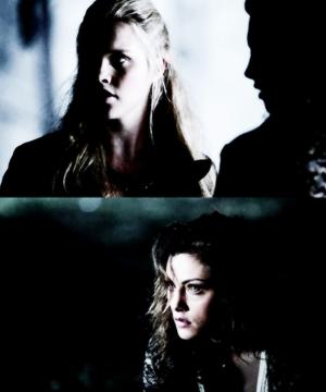 Rebekah and Hayley