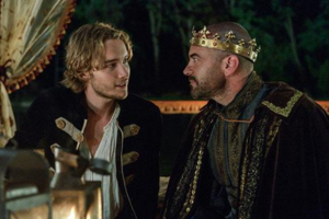 Reign 1x03 Kissed
