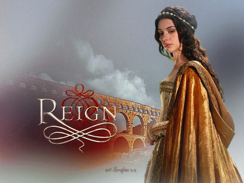 Reign [TV Show] fondo de pantalla possibly containing a pelaje, piel capa entitled Reign