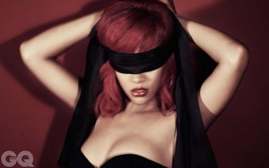 Rihanna GQ 2010