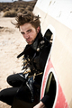 Robert Italian Vogue photoshoot outtakes - robert-pattinson photo